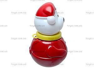 Неваляшка «Белый мишка», маленькая, 01678, купить