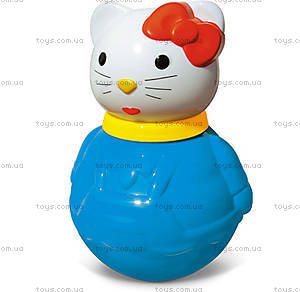Неваляшка «Кошка», большая, 01653
