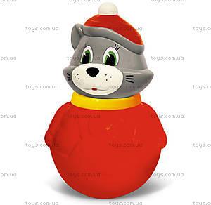 Неваляшка «Кот Мурлыка», 01673