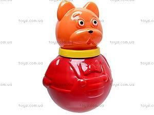 Неваляшка «Кот Василий», маленькая, 01684, игрушки