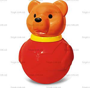 Неваляшка «Медвежонок», большая, 01652