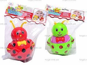 Неваляшка музыкальная, 6001030405101123-1, игрушки