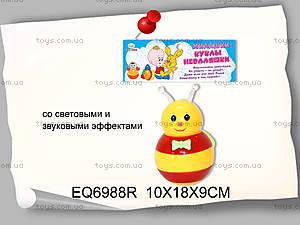 Неваляшка «Пчелка», EQ6988R