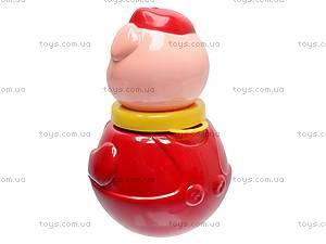 Неваляшка «Поросенок», маленькая, 01681, магазин игрушек