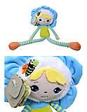 Мягкая игрушка «Незабудка», К422В, фото