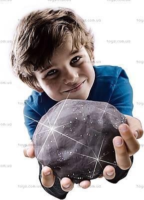 Незасыхающая масса для лепки с блестками «Галактика», 0454S, фото