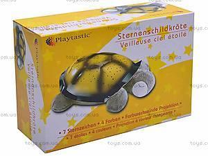 Ночник-черепашка «Звездное небо», YJ-4, купить