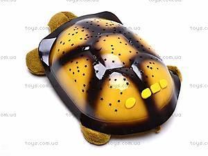 Ночник-черепашка «Звездное небо», YJ-4, toys.com.ua