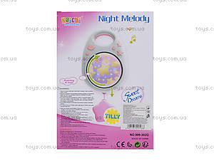 Детский ночник в комнату, звуки природы, 999-302BG, купить