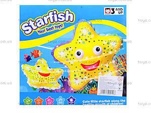 Ночник «Морская звезда» с музыкальным эффектом, 3189-1, игрушки