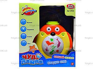 Детский ночник «Чудо-лампа», 0955, toys