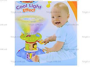 Музыкальный ночник «Дерево-проектор», SL83006, игрушки