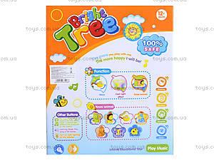 Музыкальный ночник «Дерево-проектор», SL83006, магазин игрушек