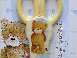 Ножницы детские Popcorn Bear, PO13-125K, фото