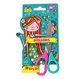 "Ножницы YES 13 см ""Rachel Mermaid"" (2 штуки в упаковке), 480372, детские игрушки"