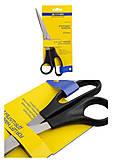 Офисные ножницы для левши, 210 мм , BM.4529, toys.com.ua