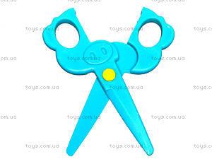 Ножницы пластиковые «Поросенок», 51312-TK, фото
