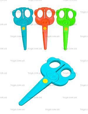 Ножницы пластиковые «Поросенок», 51312-TK