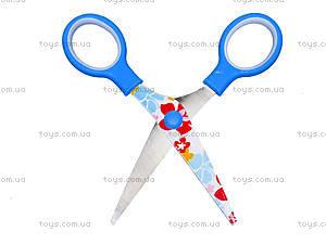 Ножницы с принтом на лезвии, 13 см, 51315-TK, фото
