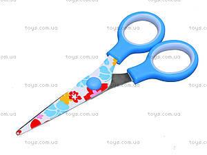 Ножницы с принтом на лезвии, 13 см, 51315-TK, отзывы