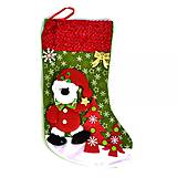 Носок для подарков «Мишка», С30439, тойс