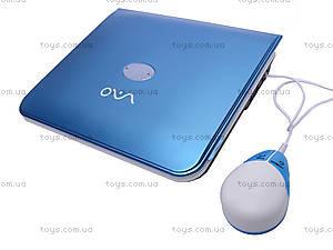 Ноутбук для детей, русско-английский, 7293, купить