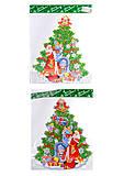 """Новогоднее украшение """"Новогодняя ёлка"""", C30258, игрушки"""