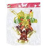Новогоднее украшение подвеска, С30508, цена