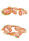Новогоднее украшение «Символ Года Собака», C22291, купить