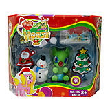 """Новогодний набор """"Lovely Pony"""" (с зелёным пони), 3216D, іграшки"""