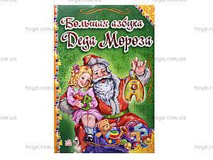 Книжка «Большая азбука Деда Мороза», А517003РА17968Р, отзывы
