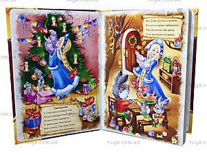 Книжка в стихах «Большая книга про Новый Год», А517007РМ15929Р, отзывы