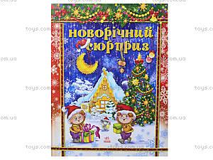 Детская книга «Новогодний сюрприз», Я11569У, отзывы