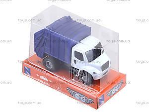 Инерционная машинка «Служебная», 0176701764, детские игрушки