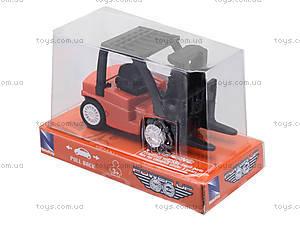 Инерционная машинка «Служебная», 0176701764, магазин игрушек