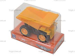 Игрушечная машинка «Строительная техника», 01627, купить
