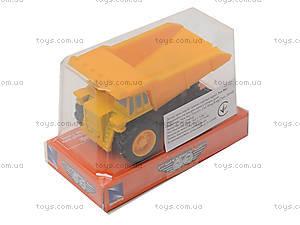Игрушечная машинка «Строительная техника», 01627, фото
