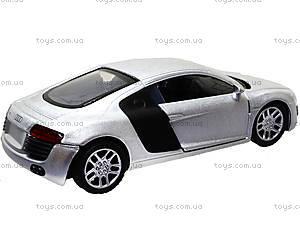 Коллекционная машинка Audi R8, 52553A, купить
