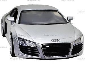 Коллекционная машинка Audi R8, 52553A, фото