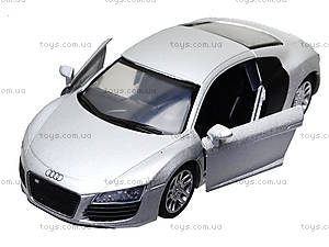 Коллекционная машинка Audi R8, 52553A, отзывы