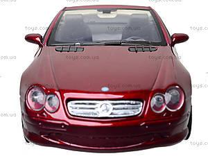 Коллекционная машинка Mercedes Benz SL 500, 50873A, купить