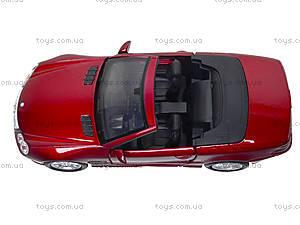 Коллекционная машинка Mercedes Benz SL 500, 50873A, магазин игрушек