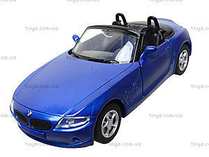 Коллекционная машинка BMW Z4, 51873C, фото
