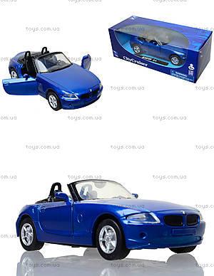 Коллекционная машинка BMW Z4, 51873C