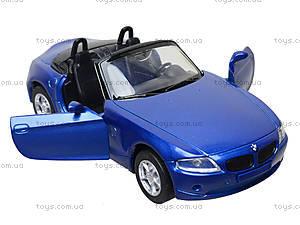 Коллекционная машинка BMW Z4, 51873C, цена