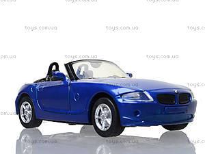 Коллекционная машинка BMW Z4, 51873C, toys.com.ua