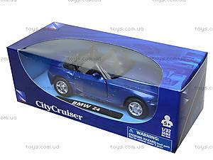 Коллекционная машинка BMW Z4, 51873C, іграшки