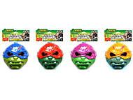 Маска «Ниндзя-черепашки», 09224, детские игрушки