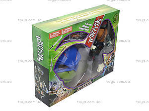 Игровой набор «Черепашки-ниндзя» с маской, 9252, цена
