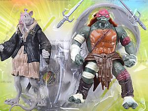 Набор игровых фигурок «Черепашки-ниндзя», 9288, фото